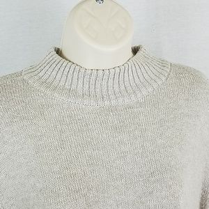Style & Co Sweaters - Knit Contrast Trim Pullover Sweater